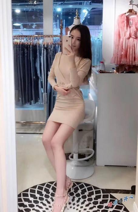 网上南京高端商务模特-【华痴梦】